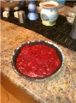 Stephanie Louise's  Berry Pie with Oreo Crust