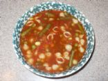 HealthierLynn's Italian Soup