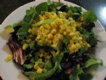 Vegetarian Southwest Salad