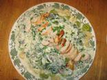 Creamy Spinach Tortellini