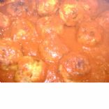 Mozzarella turkey meatballs