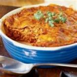 Green Chili Enchilada Cassarole