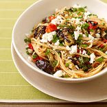 Image of Angel Hair Pasta And Tomato Sauce, Spark Recipes