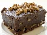 Beet-Walnut Brownies