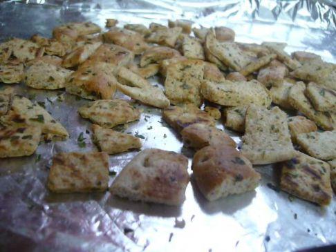 Thin & Crispy Croutons