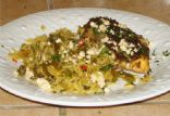 Greek Chicken and Orzo