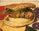 Teriyaki Chicken Burger