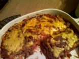 Spicy & Tasty Mexican Lasagna Casserole