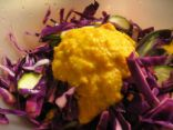 Ani Phyo's Raw Carrot & Ginger Slaw (Raw & Gluten Free)