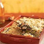 Squash-Rice Casserole
