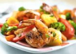 30-Minute Shrimp Stir-Fry
