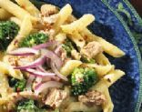 Tuna and Broccoli Penne
