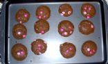 Gluten Free Chocolate Chocolate M&M Cookies