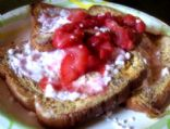 Berries & Cream French Toast