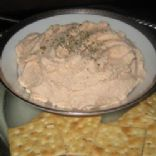 Thinner Salmon Pate'