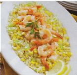 Shrimp and Corn Orzo