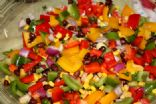 Black Bean & Bell Pepper Calico Salad