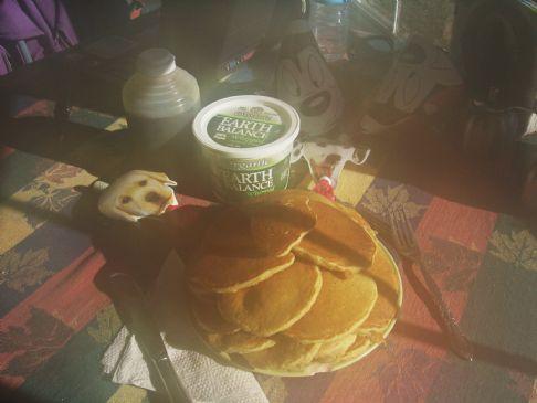 Jim's Sunday Morning Pancakes