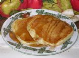 Lemon Yogurt Pancakes