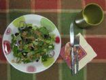 Cranberry Rocket Salad