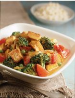 Curried Vegetables and Tofu
