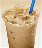 Crazy-Cool Caramel Vanilla Iced Latta