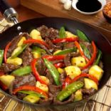 Chinese Beef Stir-Fry with Vegetables