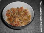 Slow-Cooker Teriyaki Orange Chicken
