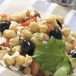 Cuban Garbanzo Bean Salad