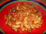 Cher's Goulash