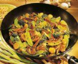 Oriental Beef Stir -Fry