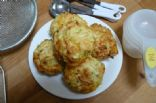 Cheese Muffins with zucchini