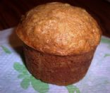 No Fat Zucchini Muffins