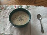 Pam's Corn Salmon Chowder