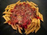 Tomato Sauce w/ Brandy