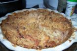 Image of Apple Streusel Torte Pie, Spark Recipes