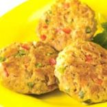 Zesty Lemon Tuna Cakes