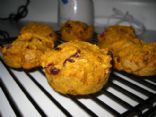 Cranberry-Pumpkin Muffins (or Bread)