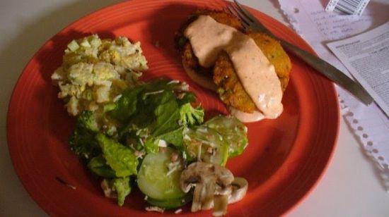 Crab Cake Recipe Low Calorie: Low Carb Crab Recipes