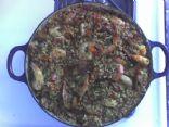Brown Rice Jambalaya