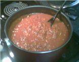 Griffey's Spaghetti Sauce