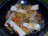 Roast Pork Noodle Bowl