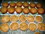 Zucchini Carrot cupcakes