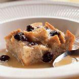 (pl) Mint Julep Bread Pudding