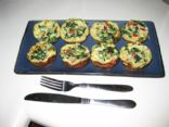Jamie's muffin tin fritattas