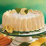 Ladyfinger Lemon Dessert