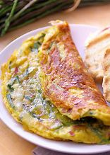 Asparagus Frittata