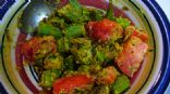 Curried Okra