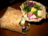 Crunchy Veg Wraps