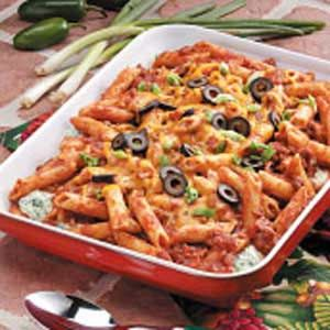 Southwest Pasta Bake